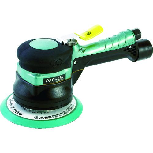 ■空研 非吸塵式デュアルアクションサンダー(糊付)  〔品番:DAC-056A〕[TR-2954141]