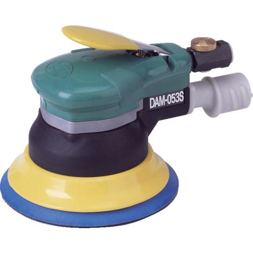 ■空研 吸塵式デュアルアクションサンダー(マジック)  〔品番:DAM-053SB〕[TR-2954184]