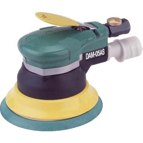 ■空研 吸塵式デュアルアクションサンダー(マジック)  〔品番:DAM-05ASB〕[TR-2954273]