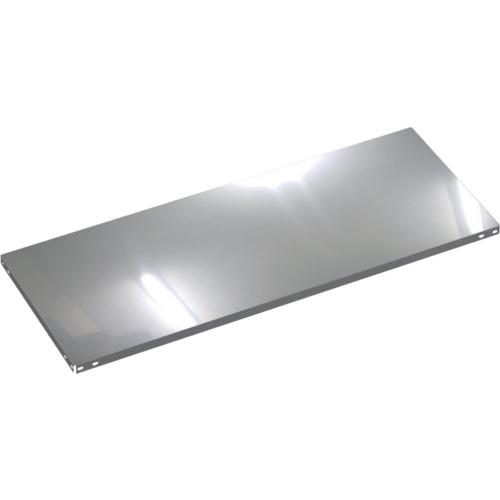 ■TRUSCO SUS430製軽量棚用棚板 1500X600  〔品番:SU4-56〕[TR-3018610]【大型・重量物・個人宅配送不可】
