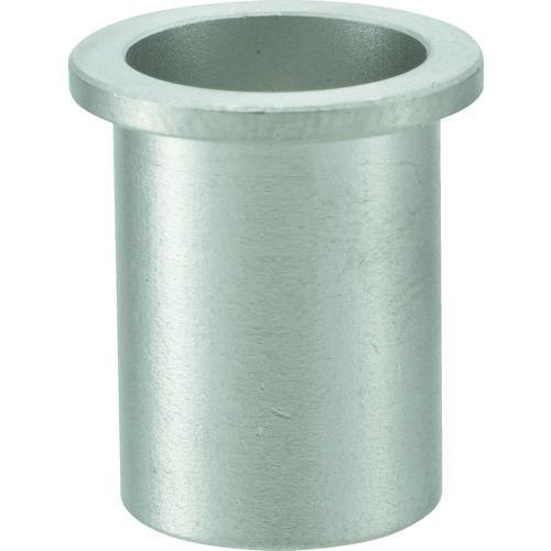 ■TRUSCO クリンプナット平頭スチール 板厚2.5 M4X0.7 1000個入  〔品番:TBN-4M25S-C〕[TR-3021599]