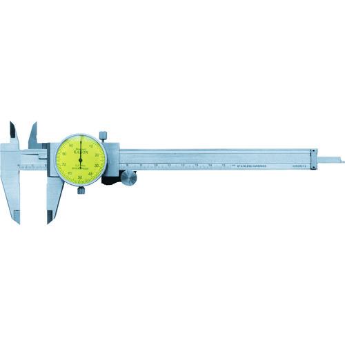 ■カノン ダイヤルノギス150mm〔品番:DMK15J〕[TR-3084647]