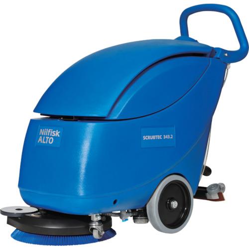 ■ニルフィスク 自動床洗浄機〔品番:SCRUBTEC〕[TR-3273334]【個人宅配送不可】