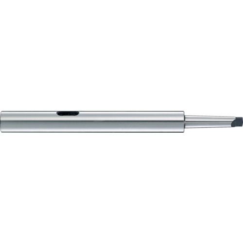 ■TRUSCO ドリルソケット焼入研磨品 ロング MT2XMT2 首下200MM  〔品番:TDCL-22-200〕[TR-3290484]