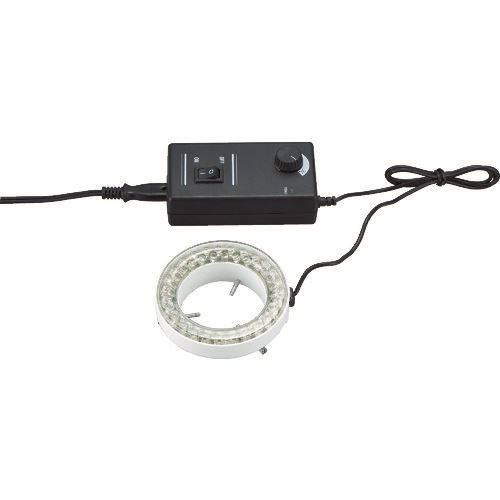 ■TRUSCO 顕微鏡用照明 LED球タイプ  〔品番:TRL-54〕[TR-3292380]
