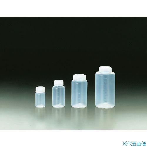 ■サンプラ PFA広口ボトル(中栓なし) 1L  〔品番:18111〕[TR-3300153]