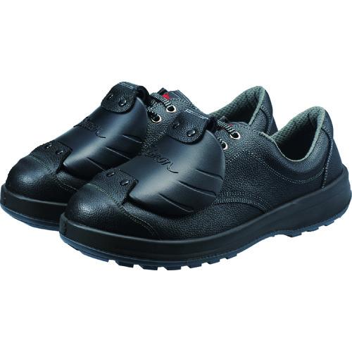 ■シモン 安全靴甲プロ付 短靴 SS11D-6 27.0CM〔品番:SS11D-6-27.0〕[TR-3383270]