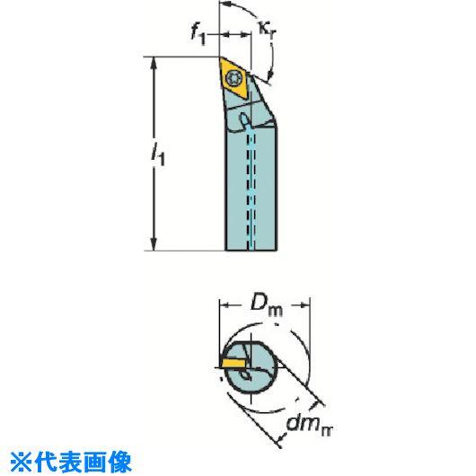 ■サンドビック コロターン107 ポジチップ用ボーリングバイト  〔品番:A12M-SDXCL07-R〕[TR-3391094]