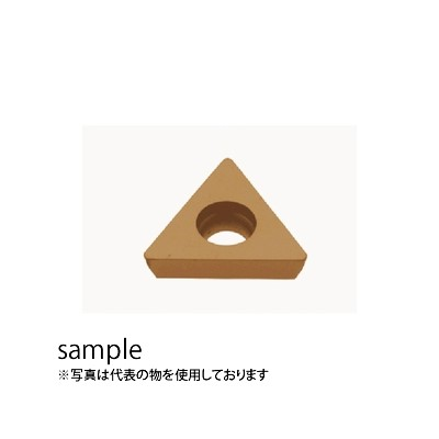 ■タンガロイ 旋削用G級ポジTACチップ TH10《10個入》〔品番:TPGW130304〕[TR-3456986×10]