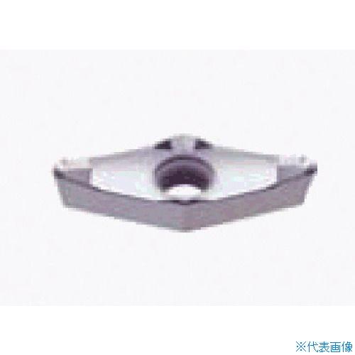 ■タンガロイ 旋削用G級ポジTACチップ KS05F《10個入》〔品番:VCGT160408-AL〕[TR-3457125×10]