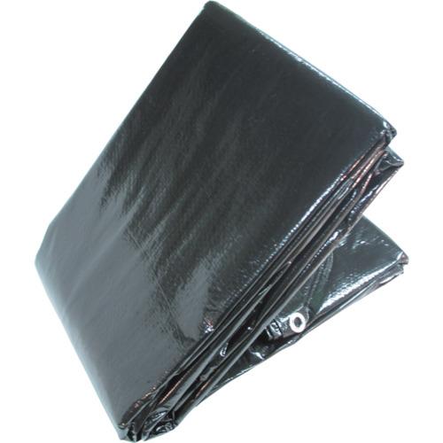 ■萩原 #2500 ブラックシート 産業用大畳 10m×10m  〔品番:OSB1010〕[TR-3516717]