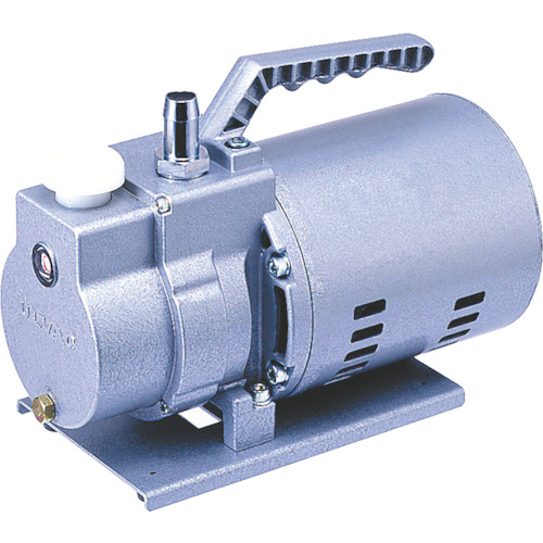 ■ULVAC 単相100V 油回転真空ポンプ〔品番:G-25SA〕[TR-3538711]