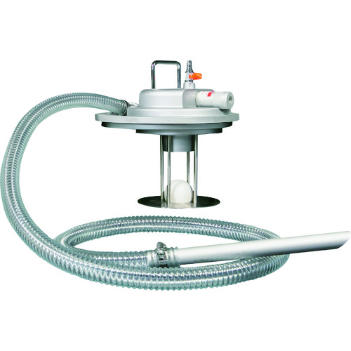 ■アクアシステム エア式掃除機 乾湿両用クリーナー(オープンペール缶用)〔品番:APPQO400〕[TR-3538818]