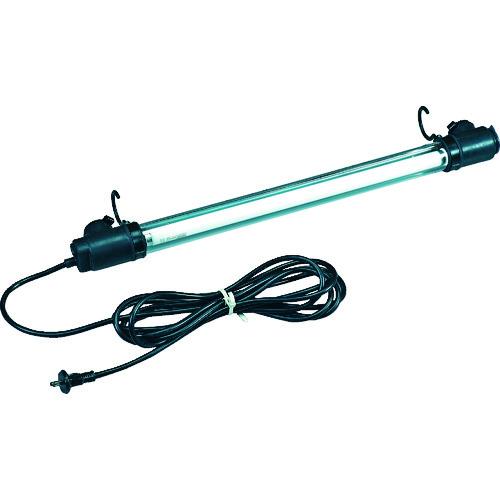 ■ハタヤ 連結式20W蛍光灯フローレンライト 5M電線付  〔品番:FFW-5〕[TR-3545083]