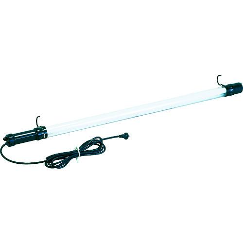 ■ハタヤ 防雨型フローレンライト 40W蛍光灯付 電線5M  〔品番:FXW-5〕[TR-3545423]【大型・重量物・個人宅配送不可】