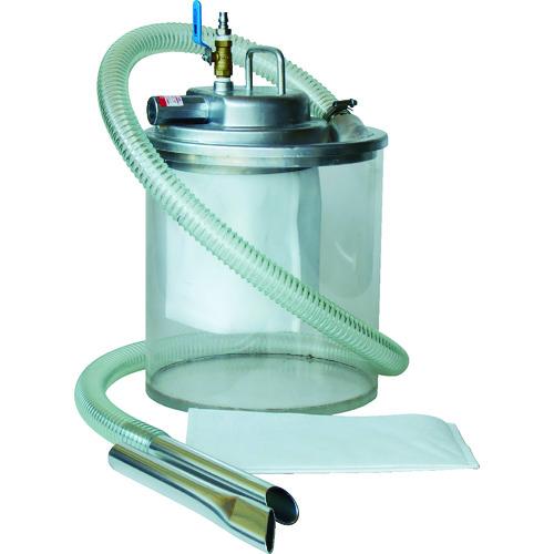 ■アクアシステム エア式掃除機 乾湿両用クリーナー(オープンペール缶用)〔品番:APPQO550〕[TR-3560317]