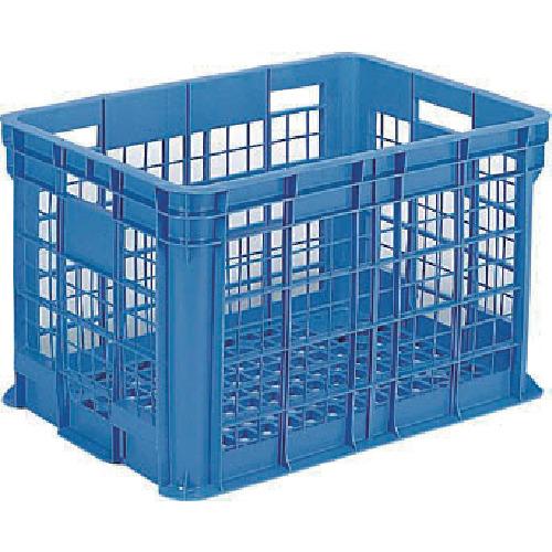 ■サンコー サンテナー B#300 ブルー〔品番:SK-B300-BL〕[TR-3562735]【大型・重量物・個人宅配送不可】