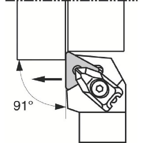 ■京セラ 外径加工用ホルダ〔品番:DTGNR2020K-16〕[TR-3580326]