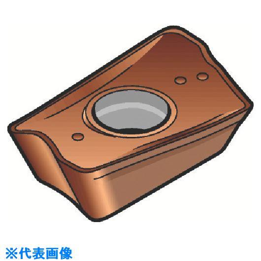 ■サンドビック コロミル390用チップ 1010 1010 10個入 〔品番:R390-17〕[TR-3587665×10]