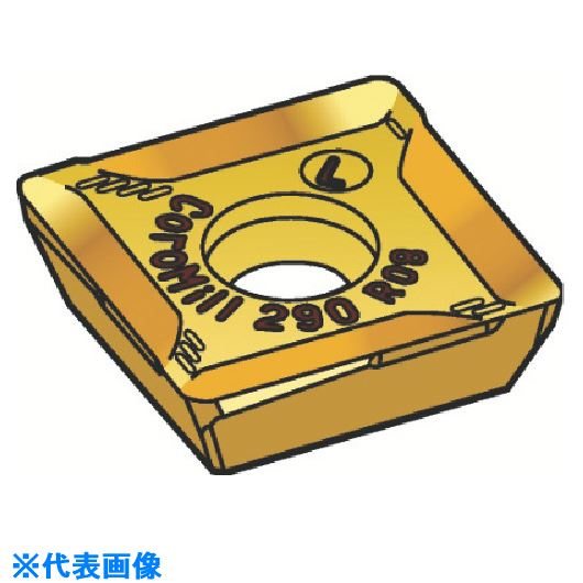 ■サンドビック コロミル290用チップ 1030 1030 10個入 〔品番:R290-12T308M-PL〕[TR-3588351×10]