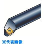■サンドビック コロターン107 ポジチップ用超硬ボーリングバイト  〔品番:E16R-SCLCL〕[TR-3589129]