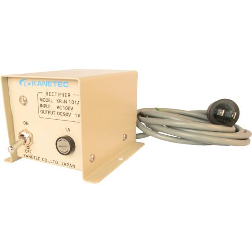 ■カネテック 電磁チャック用整流器〔品番:KR-N101A〕[TR-3611892]