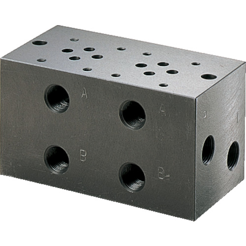 ■ダイキン マニホールドブロック 配管接続口径RC1/2  〔品番:BT-103-40〕[TR-3648443]
