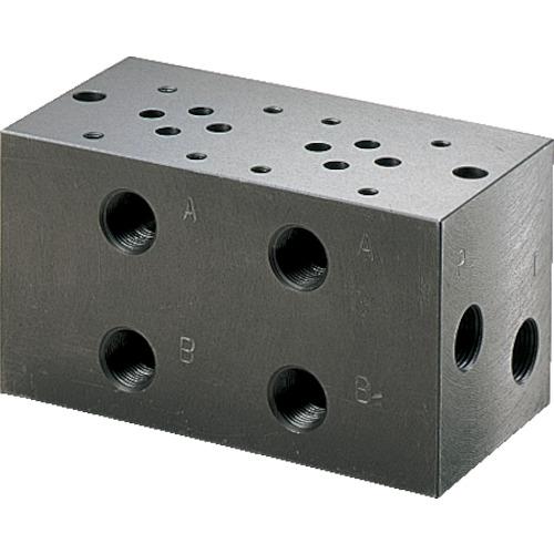 ■ダイキン マニホールドブロック 配管接続口径RC3/8〔品番:BT-402-50〕[TR-3648478]【大型・重量物・個人宅配送不可】