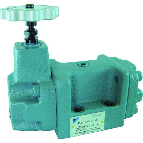 ■ダイキン 圧力制御弁減圧弁 接続口径RC3/8〔品番:SGB-G03-1-20〕[TR-3649636]【大型・重量物・個人宅配送不可】