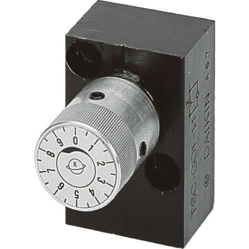 ■ダイキン 小型絞り弁ガスケット取付形〔品番:TSC-G01-11〕[TR-3649652]