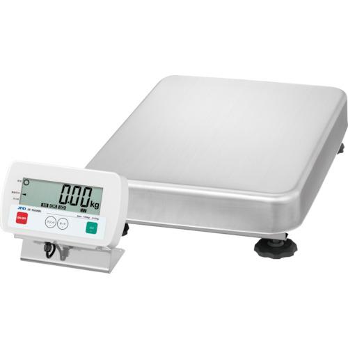 ■A&D 防水型デジタル台はかり 150KG/20G  〔品番:SE150KBL〕直送元[TR-3650995]【大型・重量物・個人宅配送不可】