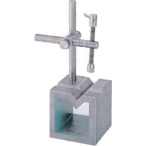 ■OSS V溝付桝型ブロック 150 機械仕上  〔品番:124-150K〕[TR-3651096]