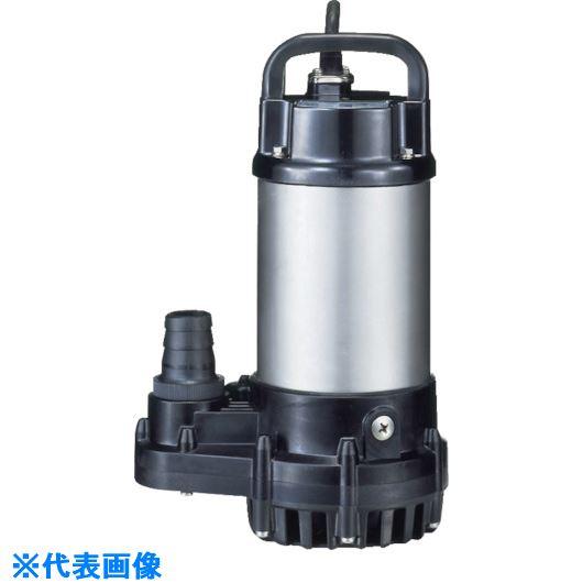 ■ツルミ 汚水用水中ポンプ 60HZ  〔品番:OM3-60HZ〕[TR-3679683]