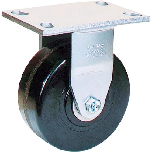 ■OH スーパーストロングキャスターHXシリーズ超重荷重用 プラスカイト車 車輪径200MM〔品番:HX34PK-200〕[TR-3705293]