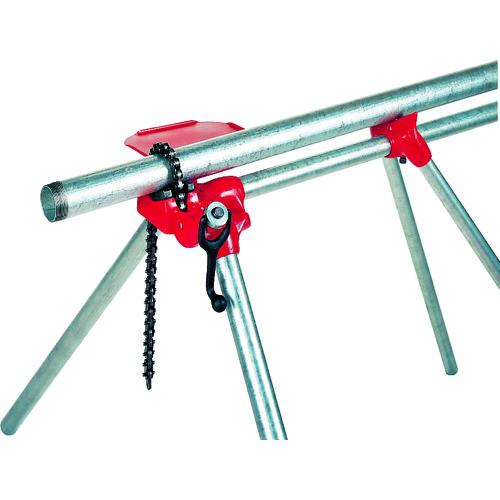 Ridge Tool Company パイプバイス ■RIDGID スタンドチェーンバイス 560  〔品番:40165〕[TR-3719855]