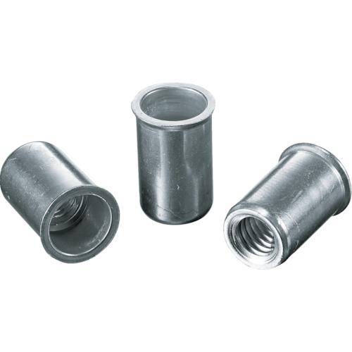 ■エビ ナット Kタイプ アルミニウム 8-4.0 (500個入)〔品番:NAK840M〕[TR-3723739]