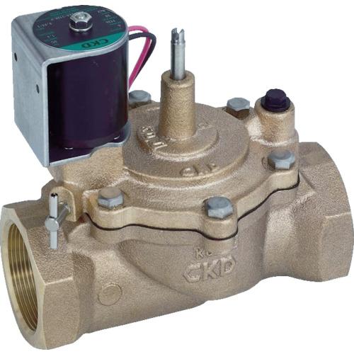 ■CKD 自動散水制御機器 電磁弁  〔品番:RSV-40A-210K-P〕[TR-3768805]