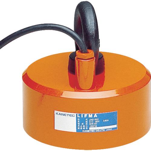 ■カネテック 小型電磁リフマ〔品番:LMU-20D〕[TR-3808432]