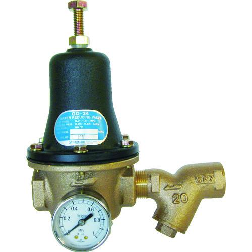 ■ヨシタケ 水用減圧弁ミズリー 15A〔品番:GD-24GS-15A〕[TR-3822893]