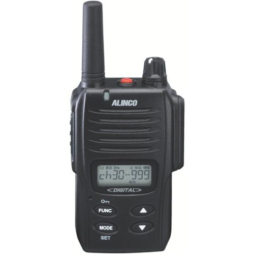 ?アルインコ デジタル登録局無線機1Wタイプ大容量セット〔品番:DJDP10B〕[TR-3853748]