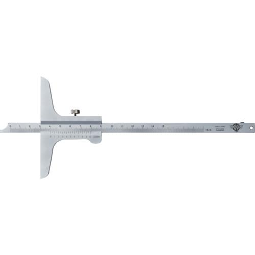 ■カノン カールマール型デプスゲージ150mm〔品番:SD15P〕[TR-3857956]