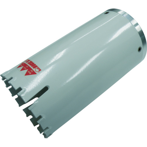 ■ハウスB.M マルチ兼用コアドリルボディ 刃径160MM〔品番:MVB-160〕[TR-3874559]