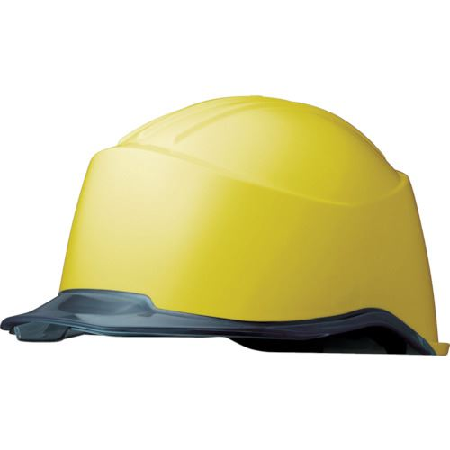 ■ミドリ安全 PC製ヘルメット フェイスシールド付き 多機能タイプ  〔品番:SC-15PCLSRA-KP-Y/S〕[TR-3888037]