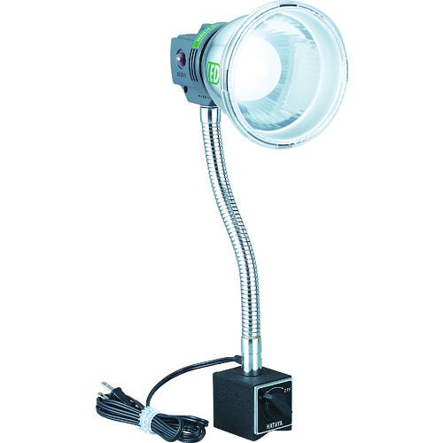 ■ハタヤ LEDマグスタンド 6WLED 電線1.6M マグネット付  〔品番:LM-6M〕[TR-3909620]