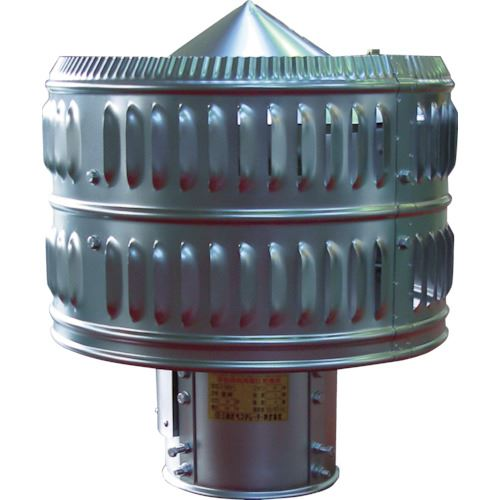 ?SANWA ルーフファン 防爆形強制換気用 S-250SP 〔品番:S-250SP〕[TR-3913872]【大型・重量物・個人宅配送不可】