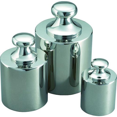 ■VIBRA 円筒分銅 1KG F1級〔品番:F1CSB-1K〕[TR-3923975]【大型・重量物・個人宅配送不可】