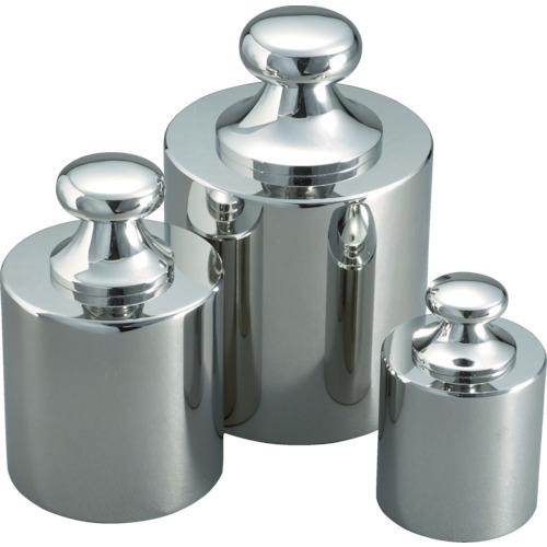 ■VIBRA 円筒分銅 5KG M1級〔品番:M1CSB-5K〕[TR-3924351]【大型・重量物・個人宅配送不可】