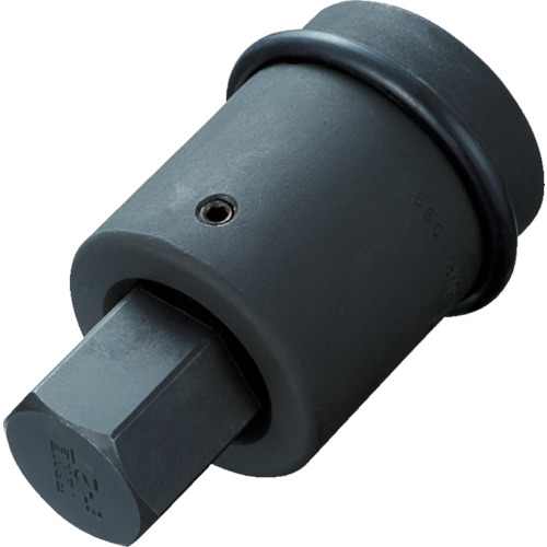 ■TONE インパクト用ヘキサゴンソケット(差替式) 差込角25.4MM 対辺寸法36MM  〔品番:8AH-36H〕[TR-3956326]