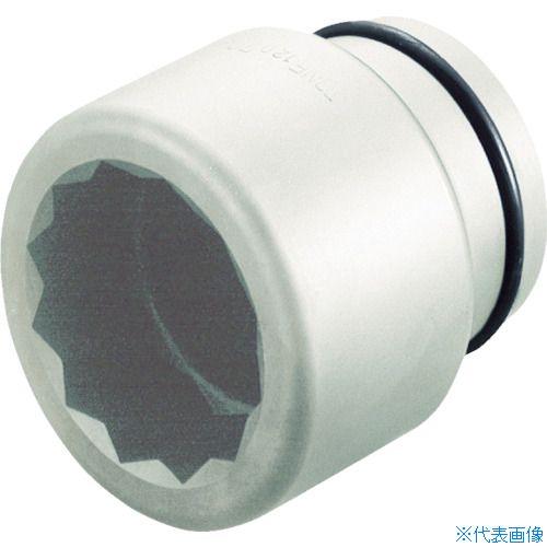 ■TONE インパクト用ソケット(12角) 60mm〔品番:12AD-60〕[TR-3963641]