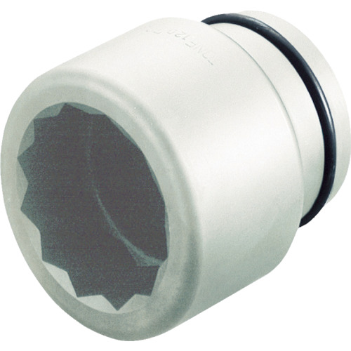 ■TONE インパクト用ソケット(12角) 85mm〔品番:12AD-85〕[TR-3963730]